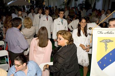 University of Miami Miller School of Medicine Class of 2011 Freshman Pinning Ceremony