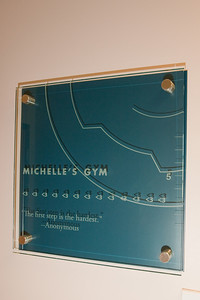 Dedication of Michelle's Gym at Miami Miller School of Medicine Department of Pediatrics