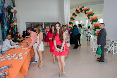 May 6th, 2016 Nursing Awards at Donna E. Shalala Student Center