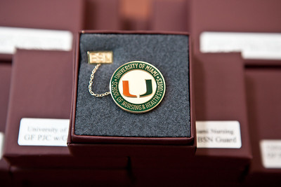 The Nursing School at the University of Miami Graduation for Accelerated BSN Students