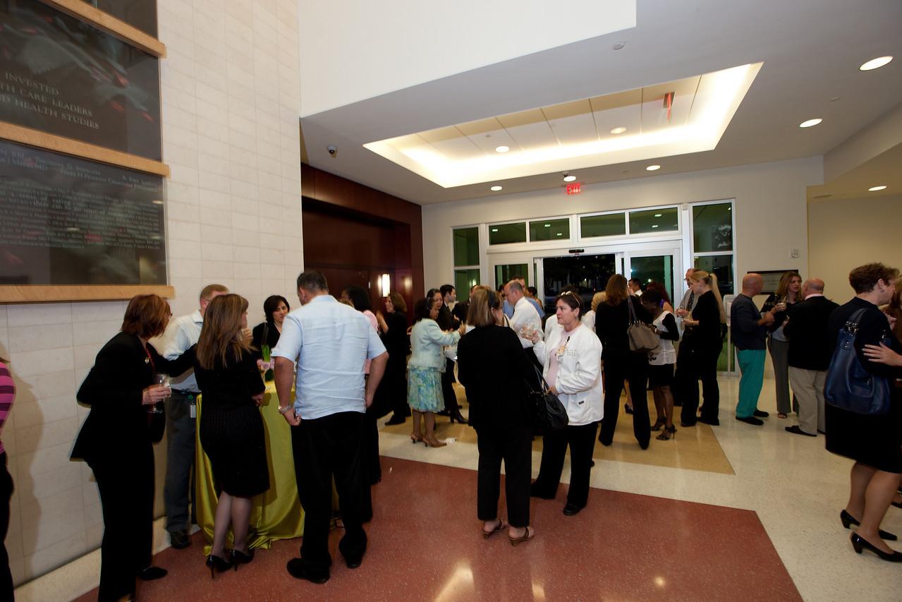 The Nursing School at the University Preceptor Appreciation Reception