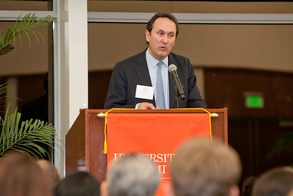 Distinguished Alumni Lecture Series - Guillermo de Aranzabal Agudo, - January 19, 2012