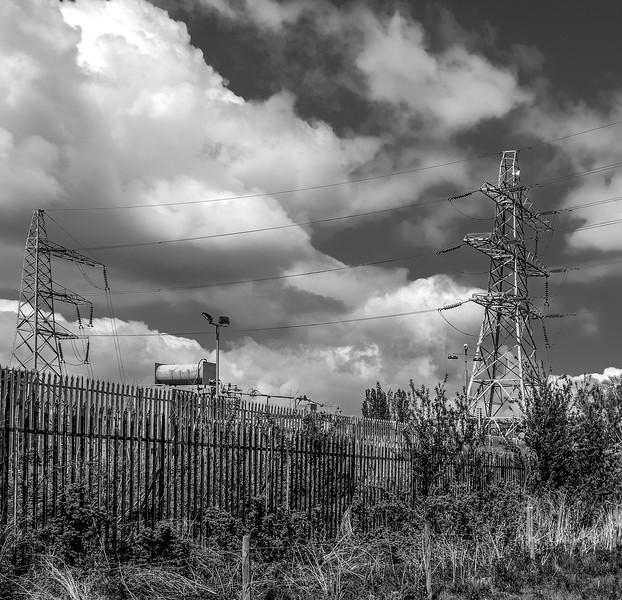 Pylons, Northampton