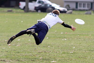Ultimate Frisbee - Whitesmoke Tournament, 2010