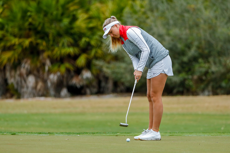 NCAA Golf: University of Tampa Women's Golf
