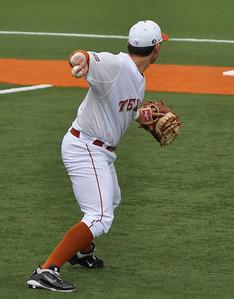 University of Texas Alumni Baseball Game Tres Barrera