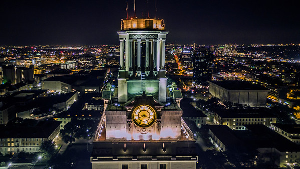 UT Tower Night 1