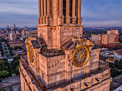 UT Tower Close Up 3