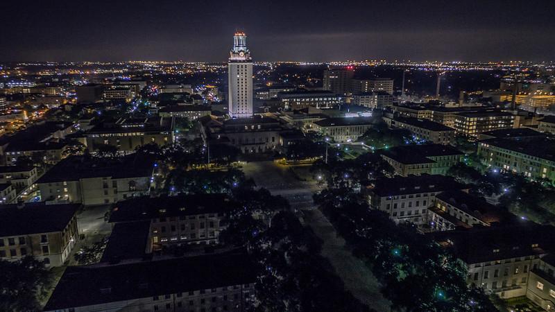 UT Tower Night 4