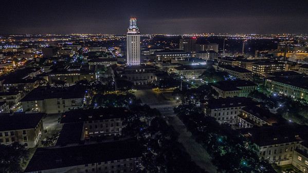 UT Tower Night 4
