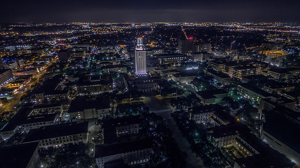 UT Tower Night 5