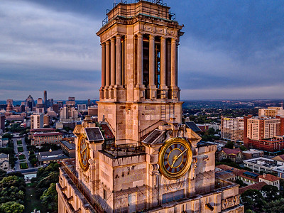 UT Tower Close Up 1