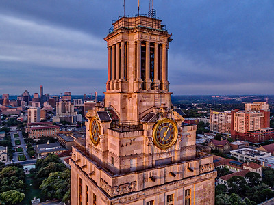 UT Tower Close Up 2