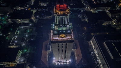 UT Tower Night 2