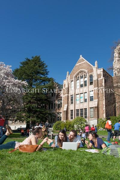 University of Washington Students 68