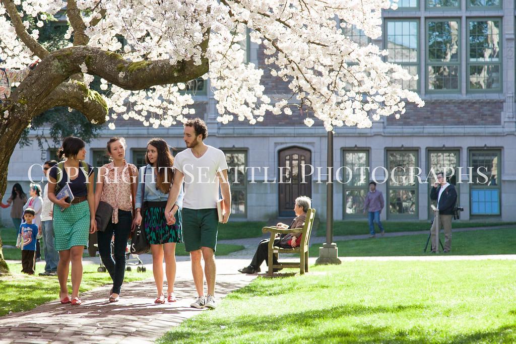 University of Washington Students 76