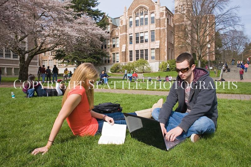 University of Washington Students 136