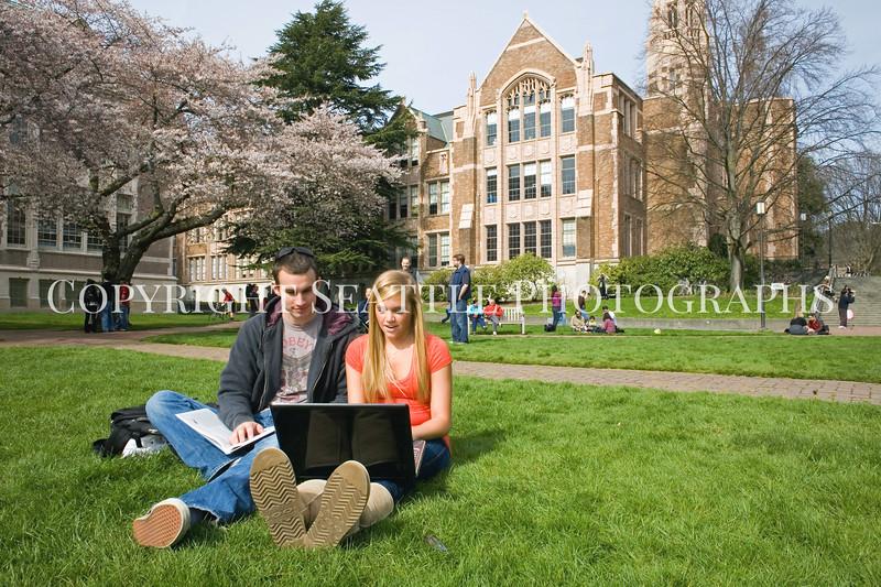 University of Washington Students 141