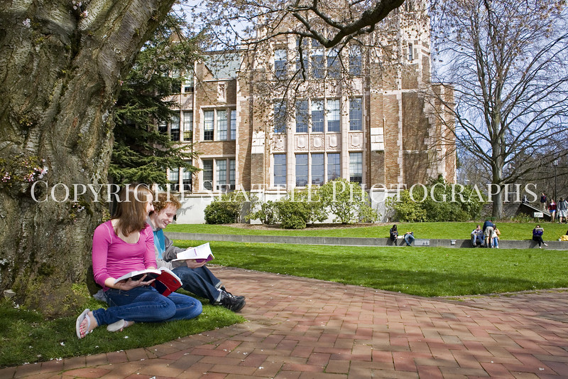University of Washington Students 108