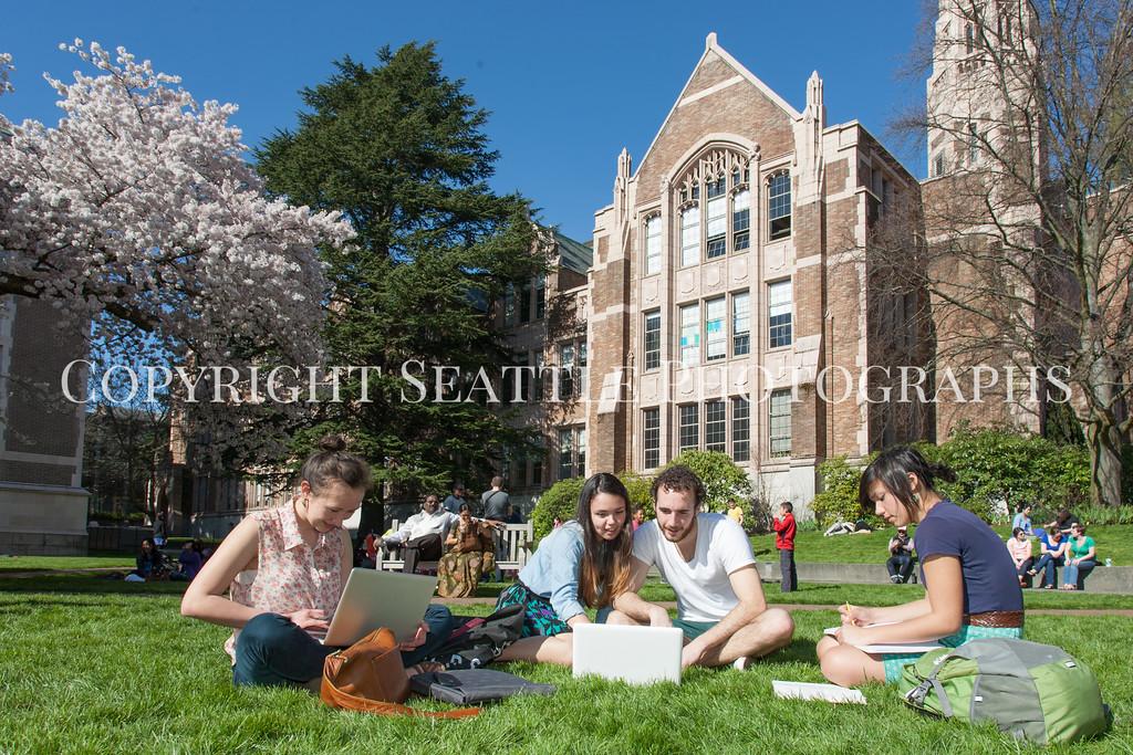 University of Washington Students 63