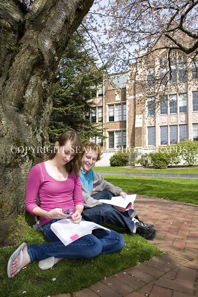University of Washington Students 115