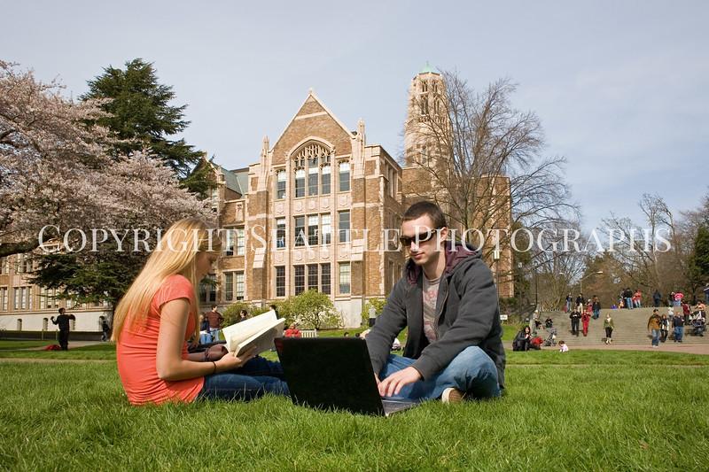 University of Washington Students 135