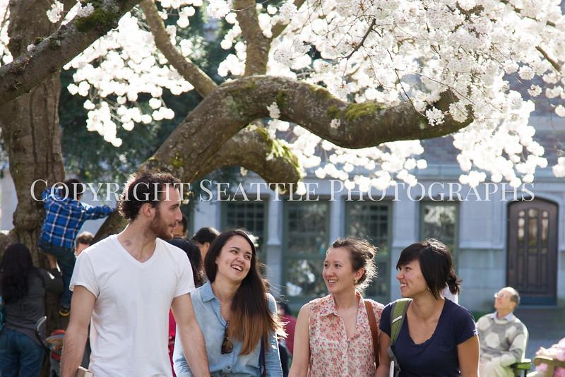 University of Washington Students 72