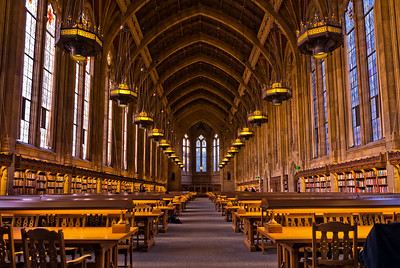 Suzzallo Library, University of Washington