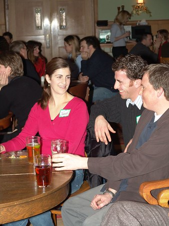 Kinesiology Christmas Party 2004