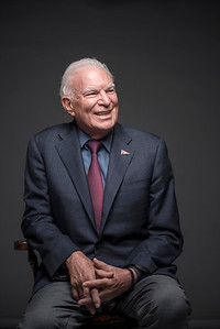 President Paul Zingg is photographed in the studio on Monday, October 12, 2015 in Chico, Calif.  (Jason Halley/University Photographer)