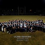 2013 UCMB FOOTBALL GAME, DECEMBER 7, 2013