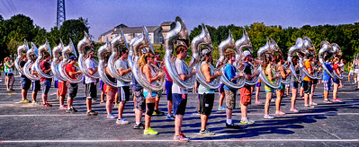 2013 UCONN BAND CAMP, AUG. 21, 2013