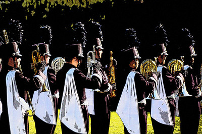 2010 UCMB - UCONN MARCHING BAND