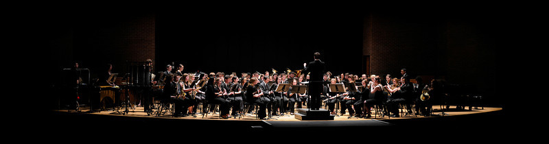 2011 UCONN CONCERT BAND Panorama2 at 50 percent