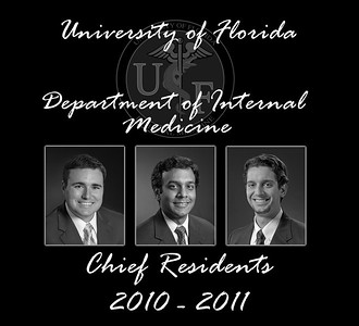 2010/2011 Chief Residents