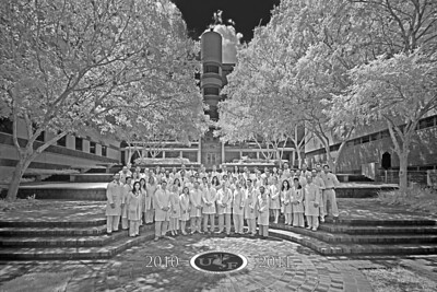 The Department of Internal Medicine in Infrared 830nm