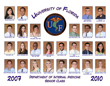 UF Internal Medicine 2010