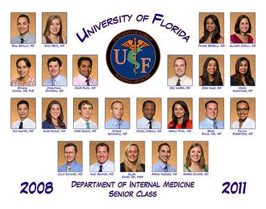 UF Internal Medicine 2011