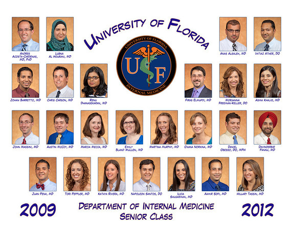 UF Internal Medicine 2012