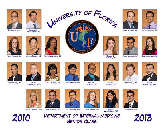 UF Internal Medicine 2013