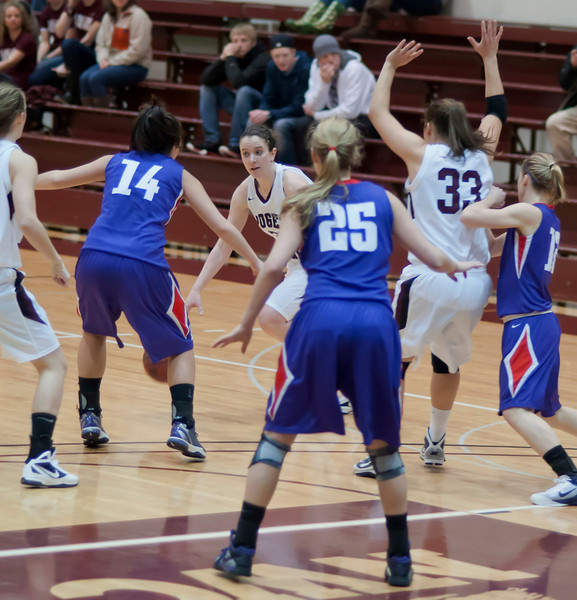 Linfield at Puget Sound   January 20, 2012   31