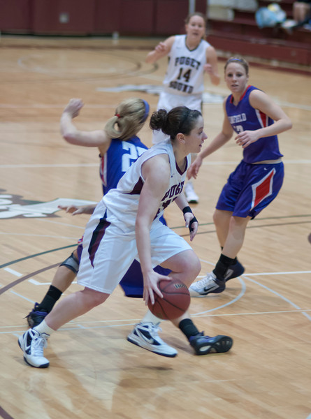 Linfield at Puget Sound   January 20, 2012   30