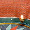 Foucault pendulum located in Physics/Astronomy Building