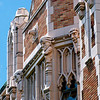 Gargoyles on SE side of Smith Hall