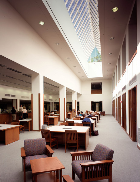 Foster Business Library