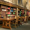 Study area in Graduate Reading Room in Suzzallo Library