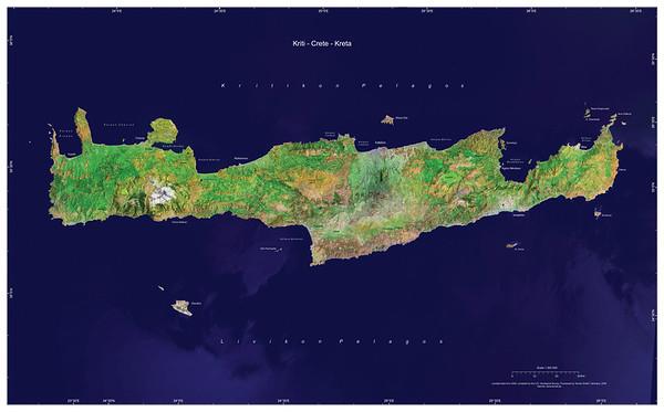 Satellite Image II No.  4158