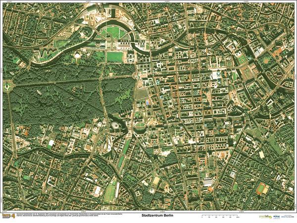 Satellite Image II No.  4148