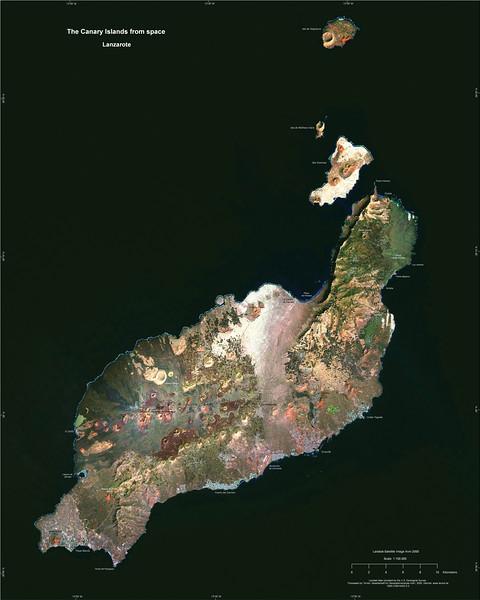 Satellite Image II No.  4159