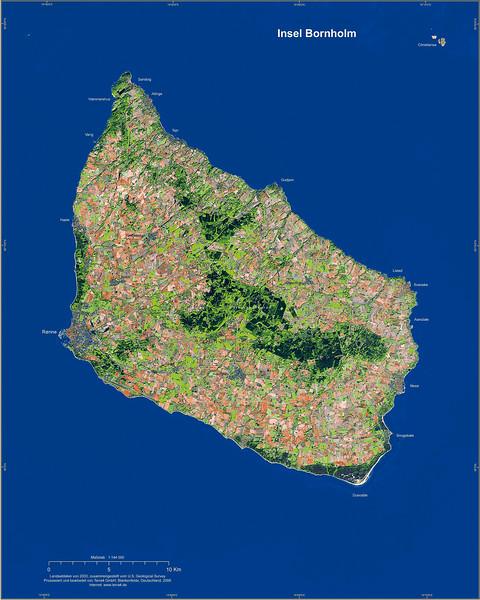Satellite Image II No.  4149